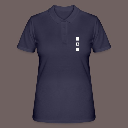 GBIGBO zjebeezjeboo - Rock - Blocs 3 - Women's Polo Shirt