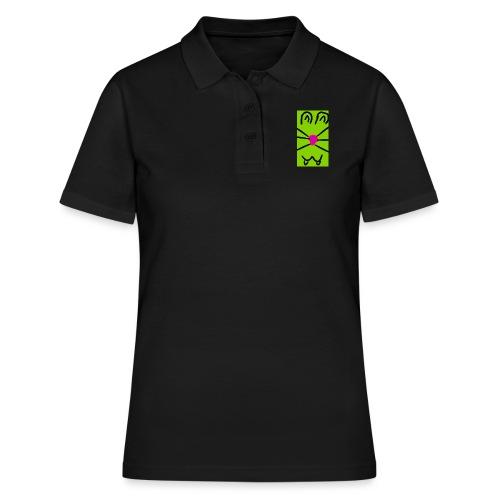 Gato :3 - Camiseta polo mujer