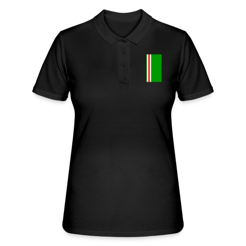 Flagge - Frauen Polo Shirt