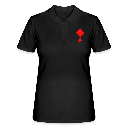 KARO ASS - Frauen Polo Shirt