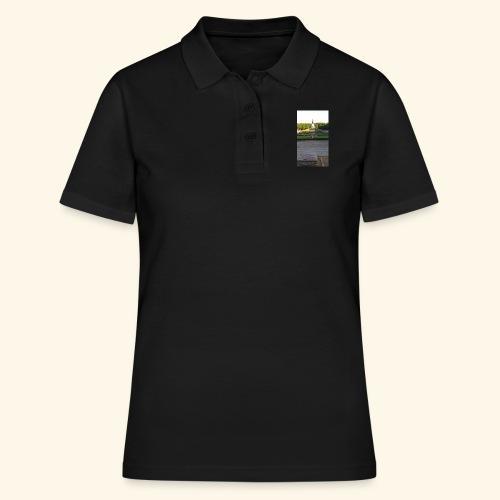 Mahnmal gegen den Krieg - Frauen Polo Shirt