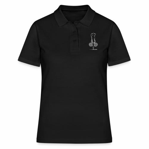Riihimäen Erätytöt ry logo - Women's Polo Shirt