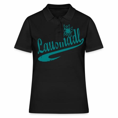 lausmadl - Frauen Polo Shirt