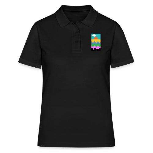 Hoesje: Vrede in de Stad - Women's Polo Shirt