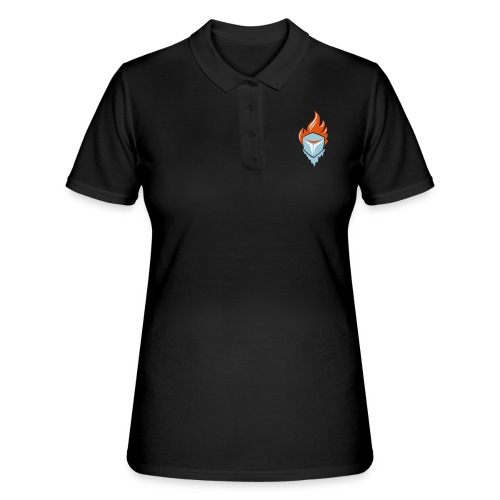 Fire and Ice 3C - Frauen Polo Shirt