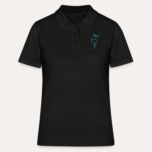 JUSTaFACE - Frauen Polo Shirt