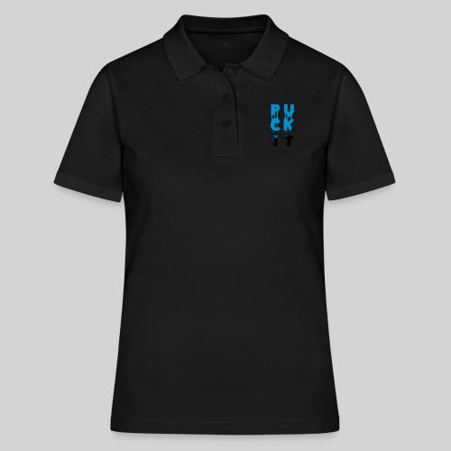 PUCK IT - Frauen Polo Shirt