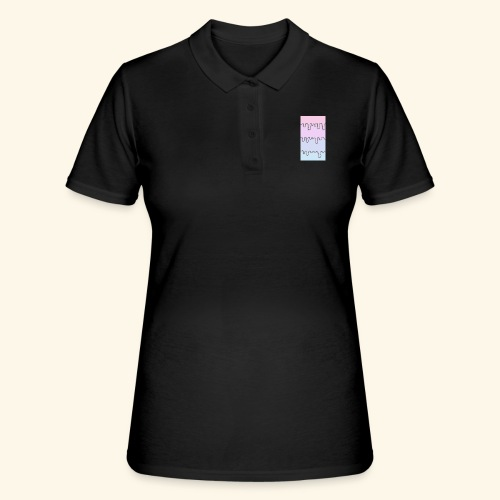 coque iphone - Women's Polo Shirt