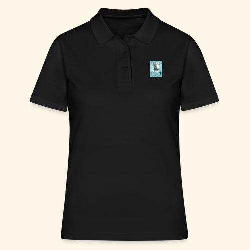 Lama Gang - Frauen Polo Shirt