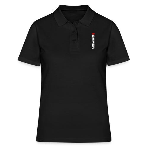 Pro Gamer (weiss) - Frauen Polo Shirt