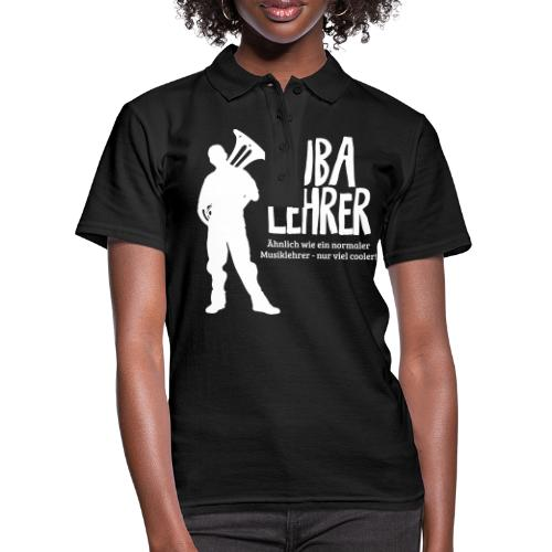 Tuba Lehrer   Tubist - Frauen Polo Shirt