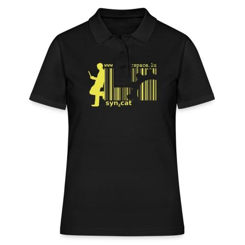 syn2cat hackerspace - Women's Polo Shirt