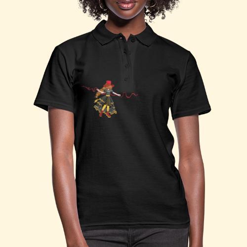 Ladybird - La célèbre uchronaute - Polo Femme