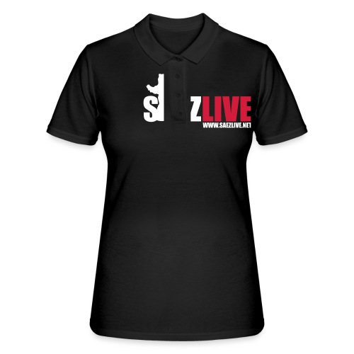 OursLive (version light) - Women's Polo Shirt