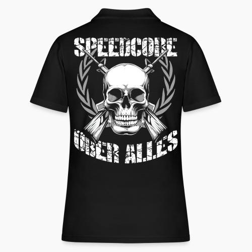 Speedcore Über Alles - Women's Polo Shirt