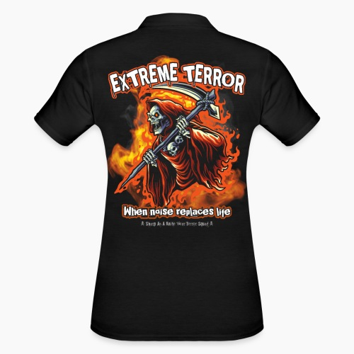 Extreme Terror - Women's Polo Shirt