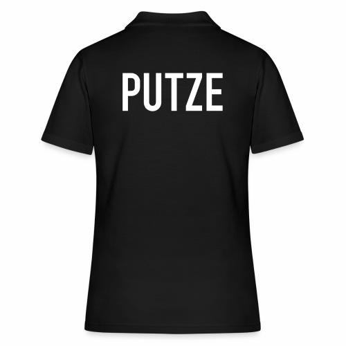 Putze - Frauen Polo Shirt