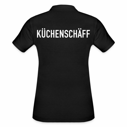 Küchenschäff - Frauen Polo Shirt