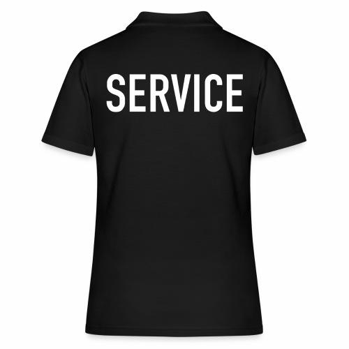 Service - Frauen Polo Shirt