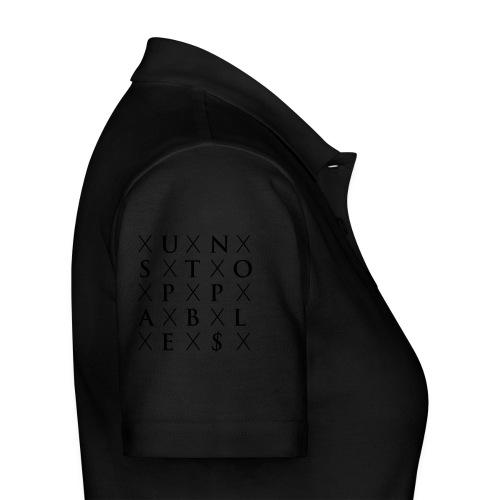 Millionär ohne Ausbildung Hoodie - Frauen Polo Shirt