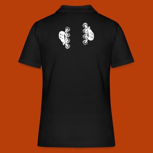 Inline speed skate - Frauen Polo Shirt