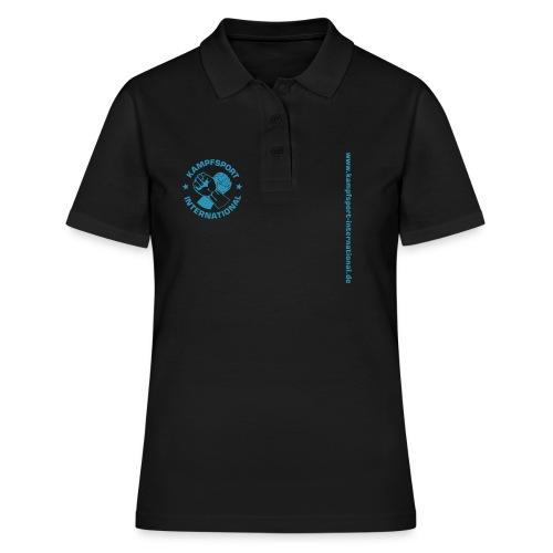 kiwebsite - Frauen Polo Shirt