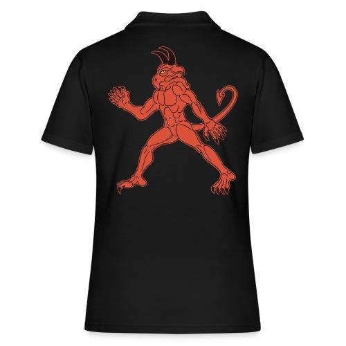 Red Demon - Women's Polo Shirt