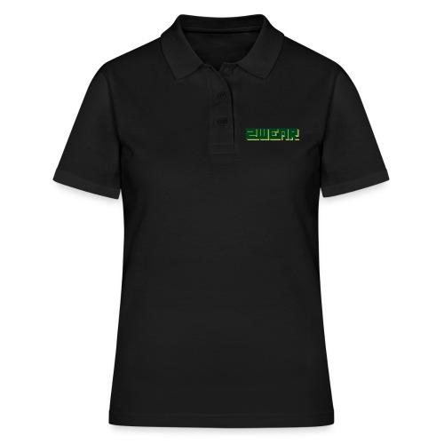 2wear green box logo - Women's Polo Shirt