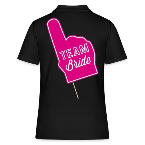 Team Bride - Women's Polo Shirt