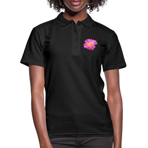 TIAN GREEN Garten - PfingstRose - Frauen Polo Shirt