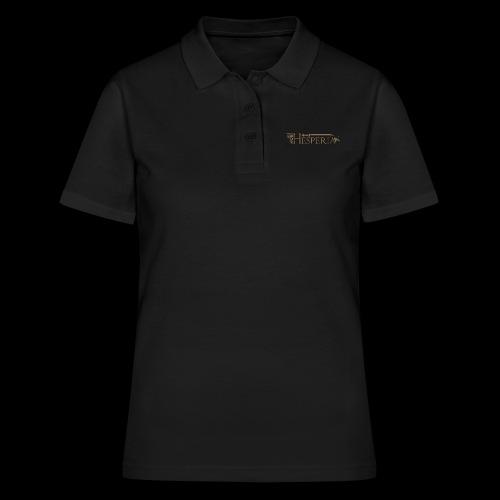 LOGO COPERTINA1 png - Women's Polo Shirt
