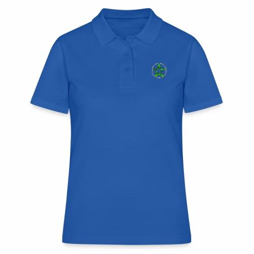 ra star slogan slime png - Frauen Polo Shirt