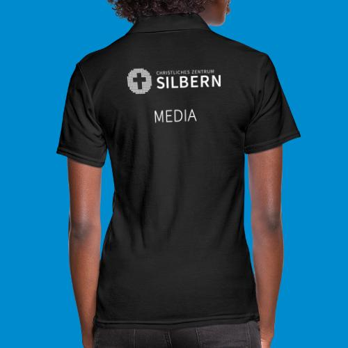 Silbern Media - Frauen Polo Shirt