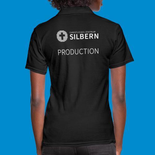 Silbern Production - Frauen Polo Shirt