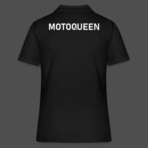 królowej moto - Women's Polo Shirt