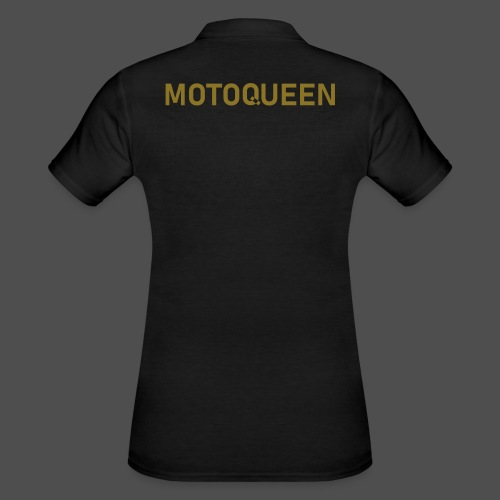 motoqueen 8KQ04 - Frauen Polo Shirt
