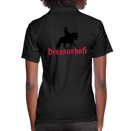 Dressurhafi - Frauen Polo Shirt