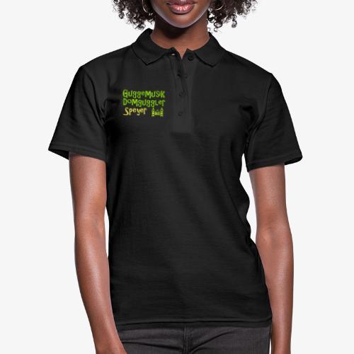 Domguggler - Frauen Polo Shirt