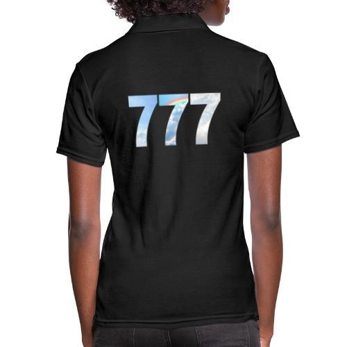 777 un nombre de chance et spirituel. - Polo Femme