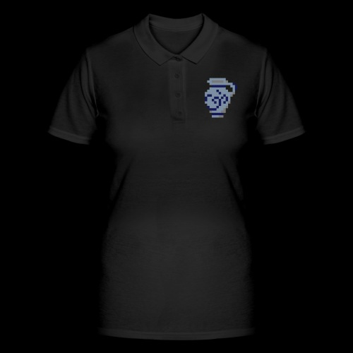 Pixel Bembel - Frauen Polo Shirt