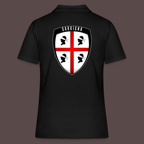 Sardegna Stemma - Women's Polo Shirt