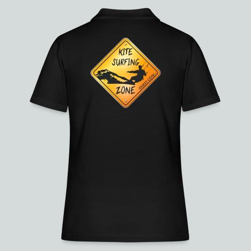 KITESURFING ZONE OUEST CÔTE - Women's Polo Shirt