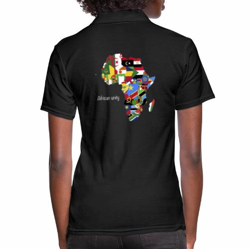 African Unity «Gorille » - Women's Polo Shirt