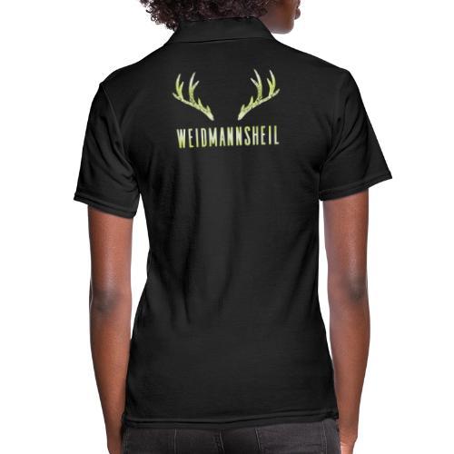Weidmannsheil - Frauen Polo Shirt
