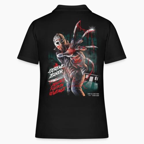Extreme Terror - Jason's Fuckin' Revenge - Women's Polo Shirt