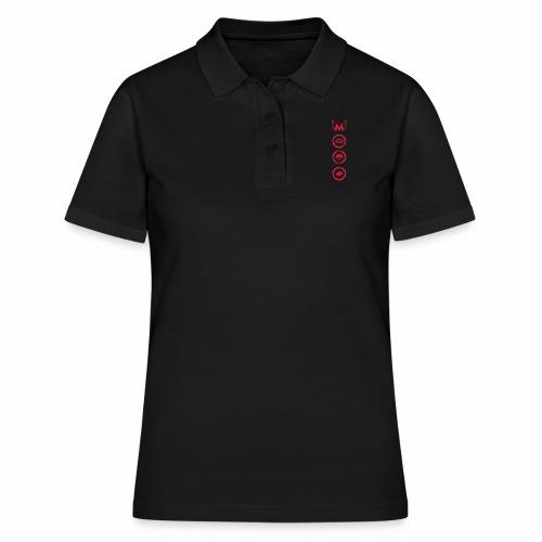 Mosso_run_swim_cycle - Women's Polo Shirt