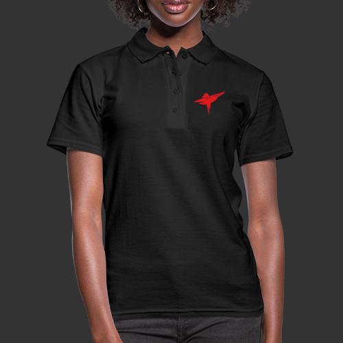 Raven Red - Women's Polo Shirt