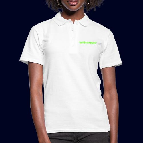 ratherbay logo - Women's Polo Shirt