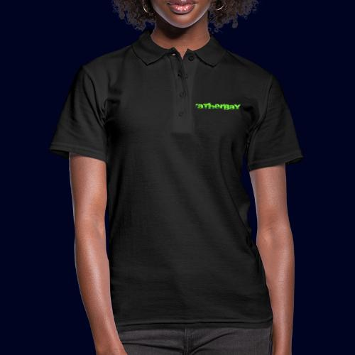 ratherbay logo - Women's Polo Shirt