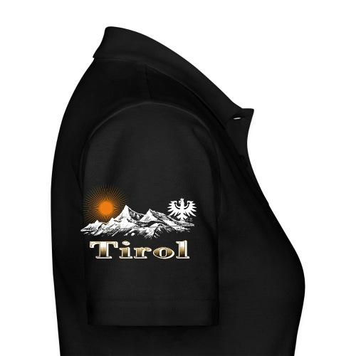 Tiroler Berge - Frauen Polo Shirt